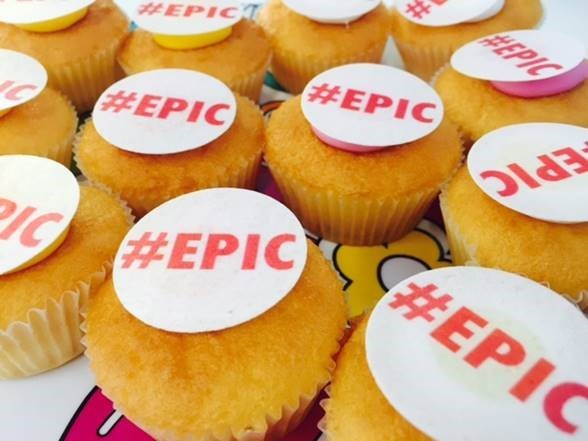 Team #EPIC launch EPIC impressions