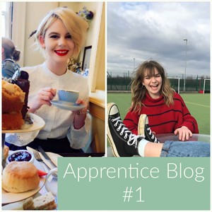 An #EPIC Adventure - Meet the Apprentices Blog #1